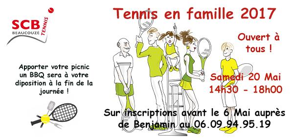 Tennis en fête