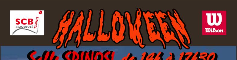 Halloween le 17 octobre 2020