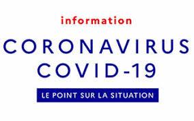 COVID-19 / Informations suite aux annonces gouvernementales du 29-10-2020